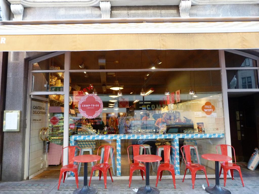 Londres: Comptoir Lebanais