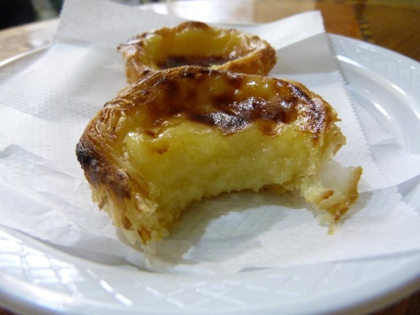 pastéis de Nata da Cavé