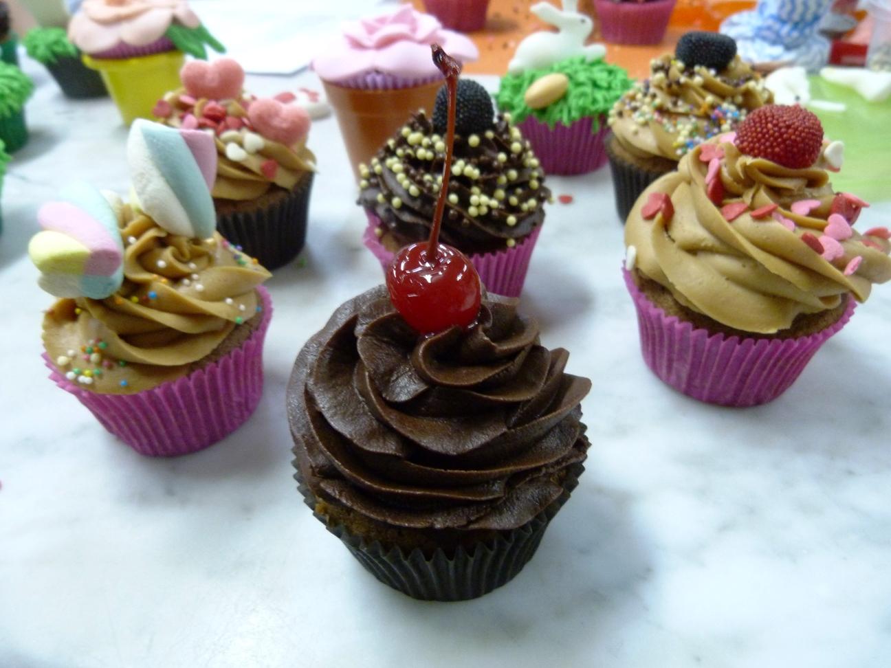 cupcakes da Beth Sacramento